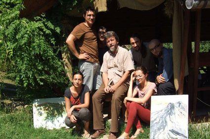 Participanţii la Măgura-Art, expoziţie la Galeria Ion Andreescu
