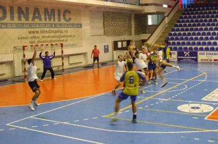 HC Buzău învinsă de CSM Bacău în ultimul amical