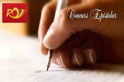 Poşta Română a lansat Concursul Epistolar