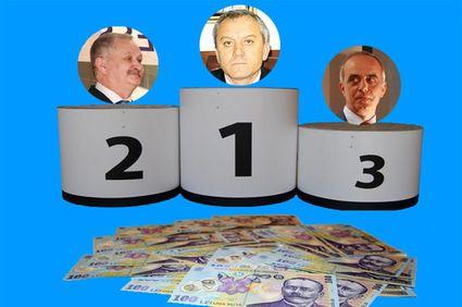 Trei oameni de afaceri buzoieni, în Top 300 Capital