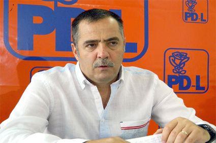 Cezar Preda rămâne la conducerea filialei buzoiene a PDL