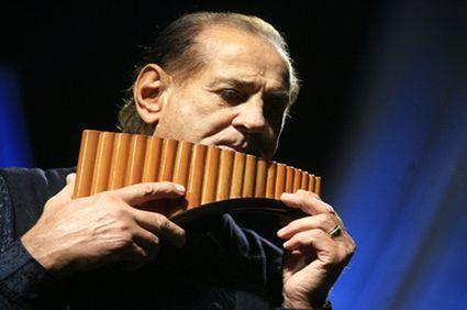 Gheorghe Zamfir, concert caritabil, miercuri, la Buzău