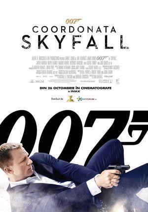 007: Coordonata Skyfall – Acţiune – 2012