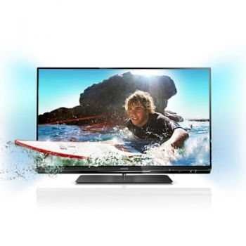 Televizor LED 3D Philips, 107 cm, Full HD