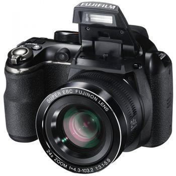 Emag:Reducere 500 lei Aparat foto digital Fujifilm FinePix S4200, 14MP, Black