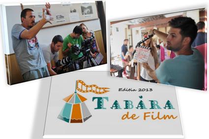 Preselecții printre tinerii buzoieni pentru Tabăra de Film 2013