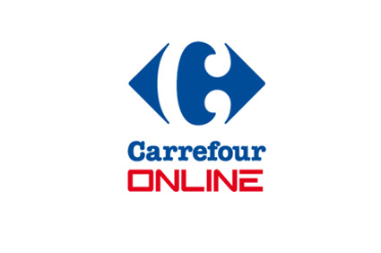 Carrefour a deschis magazin online