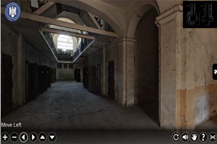 Închisoarea terorii de la Râmnicu Sărat poate fi vizitată online