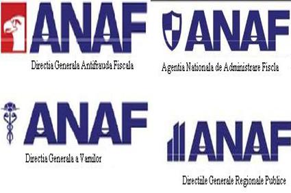 ANAF schimbă sigla instituţiei şi a unităţilor subordonate
