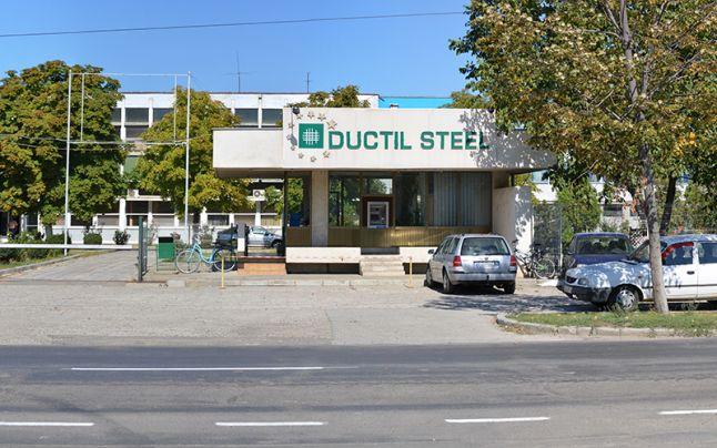 Ductil Steel Buzău va fuziona cu Laminorul Brăila