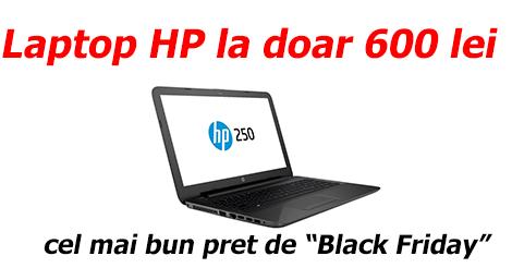 Laptop HP la doar 600 lei