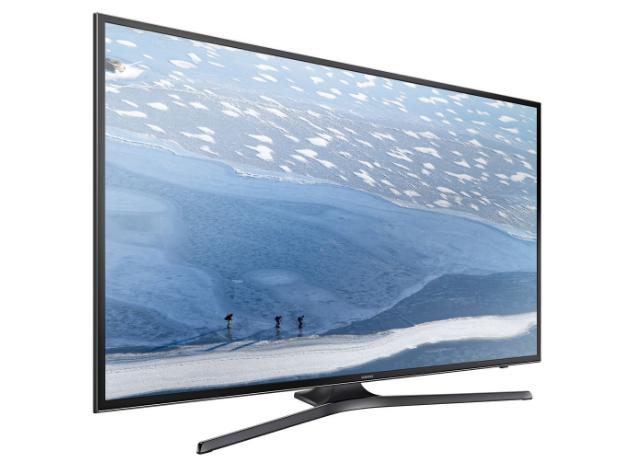 Recomandarea săptămânii 18: Televizor LED Smart Samsung, 138 cm, 55KU6072, 4K Ultra HD