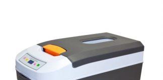 Mini Frigider Turistic Portabil 2-in-1